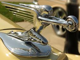 1937 packard goddess of speed ornament marathon