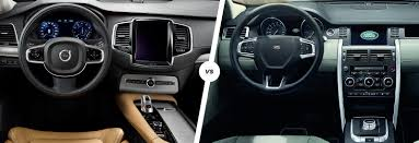 xc90 vs lexus rx 2016 volvo xc90 vs land rover discovery sport suv carwow