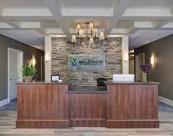 Building A Reception Desk Office Reception Passionative Co