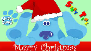 blue u0027s clues holiday book kids