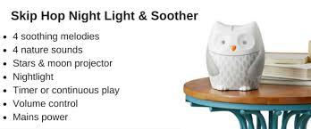 skip hop owl night light best baby sound machines 2016 soothing sleep sounds