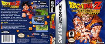 dragon ball z the legacy of goku rom download gba u2022 gamelinko