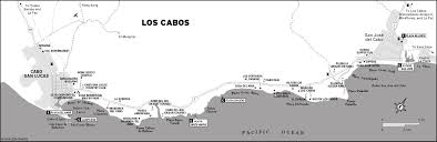 Cabo San Lucas Mexico Map by Discover Los Cabos An Ever Changing Destination Moon Travel Guides