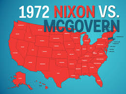 Civil War States Map Every Presidential Electoral Maps Since 1860 Business Insider