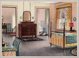 American Bedroom Design 1925 Armstrong Traditional Bedroom 1920s Traditional Influence
