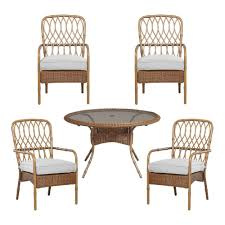 Slipcovers For Patio Furniture Cushions by Hampton Bay Patio Dining Furniture Patio Furniture The Home