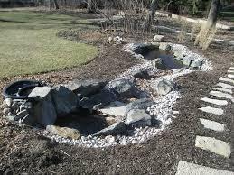 Grading Backyard Drainage Landscape Drainage Schmitt U0027s Landscape Company Naperville