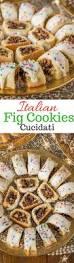 italian fig cookies cucidati sicilian fig cookies or christmas