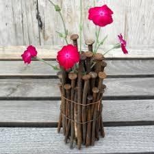 Flower Vase Painting Ideas Industrial Chic Flower Vase Craftgawker