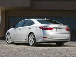 lexus 2014 2014 lexus es 300h price photos reviews u0026 features