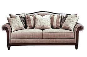 traditional sofas with skirts skirted sofas formal traditional kick skirt sofa with button tufts