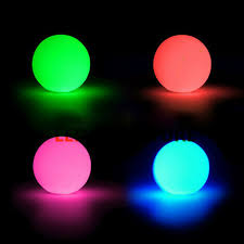 rechargeable d16cm led lighting events led light balls