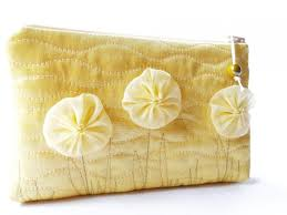 Wedding Gift Gold Flower Gold Clutch Mother And Daughter Gift Garden Wedding