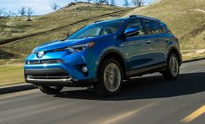 toyota rav4 diesel mpg 2003 2016 toyota rav4 hybrid drive review car and driver