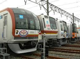 Tokyo Metro Route Map by Tokyo Metro Fukutoshin Line Wikipedia