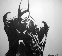 batman sketch by drpr on deviantart