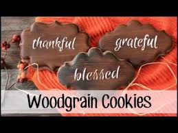 Recipe Decorated Cookies 111 Best Thanksgiving Decorated Cookies Images On Pinterest Fall