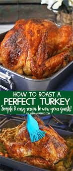 idee de plat simple a cuisiner easy simple delicious recipe for how to roast a turkey my easy