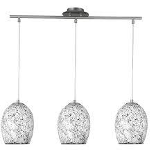 searchlight crackle 3 light kitchen island pendant light benji