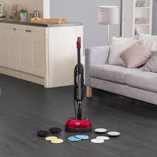 Laminate Floor Cleaning Machine Reviews Shop Ewbank All In One Floor Cleaner Scrubber And Polisher 13 In