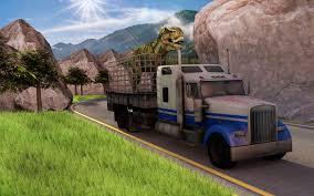jurassic world vehicles jurassic world dino transport truck dinosaur game android apps