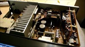 onkyo receiver tx sv313pro repair youtube
