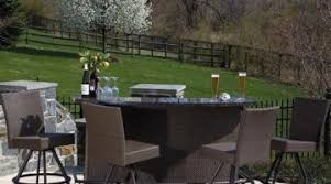 Outdoor Bar Patio Furniture What The Best Outdoor Patio Furniture Bar Ideas For Your Resort