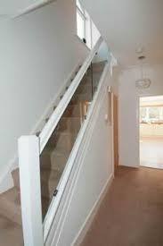 Banisters Uk Glass Staircase Enclosure Preston Worthington U0026 Graham Ltd