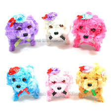 walking barking light up puppy dogs wholesale