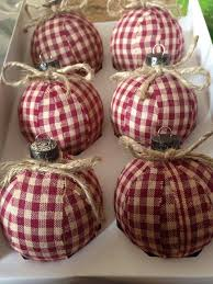 diy tree ornaments country style ornaments