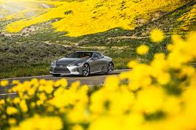 lexus yellow warning light 2018 lexus lc 500 and lc 500h first test review