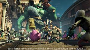 amazon com dragon quest heroes the world tree u0027s woe and the