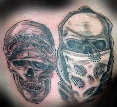 cowboy skull design made by ink tattooshunter com