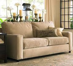 pottery barn sofa bed pb comfort square upholstered sofa pottery barn living room