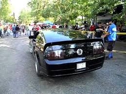 fifth generation mustang ford mustang gt fifth generation with kit v8 sound
