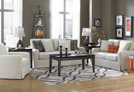 Two Tone Gray Walls by Living Room Rugs Amazon Brown Lacquered Wood Table Shelves Black