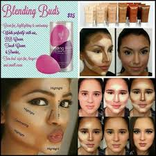 si ges b b auto u can use bb as foundation or to contour youniqueproducts