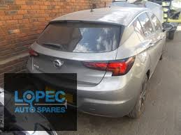 opel astra trunk lopec auto spares stock detail