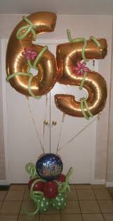 birthday balloon delivery los angeles 41 best medicare party 65th birthday images on