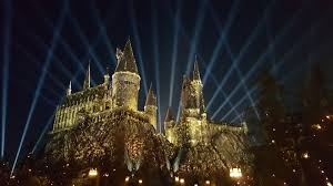 nighttime lights at hogwarts special viewing of the nighttime lights at hogwarts castle mugglenet