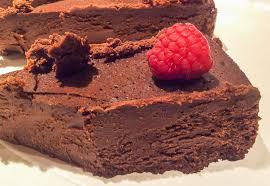 silky smooth chocolate fudge cake swiss paleo