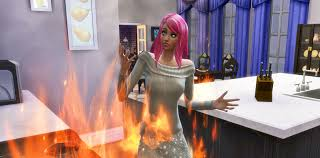 Wedding Cake In The Sims 4 The Sims 4 Death Guide Killing Your Sims Sims Online