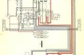 1965 vw beetle wiring diagram wiring diagrams