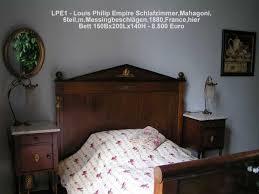 antik schlafzimmer schlafzimmer antik frankreich louis philip um hollingstedt