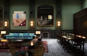 Interior Design Restaurant Studio Tack