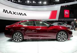 nissan maxima youtube 2015 2016 nissan maxima is lower longer and lighter autoguide com news