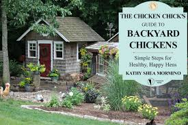 signed book the chicken u0027s guide to backyard chickens