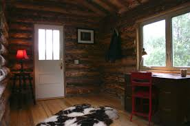 Interior Of Log Homes by Tiny Log Cabin By Jalopy Cabins