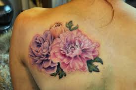 tattoos and designs peony tattoo meanings and ideas