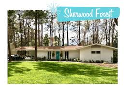 Midcentury Modern by Looking For A Mid Century Modern Home In Charlotte Here U0027s Where